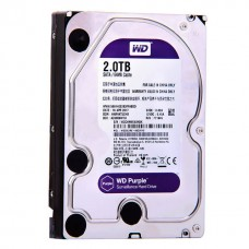 2TB WESTERN DİGİTAL PURPLE SERİSİ
