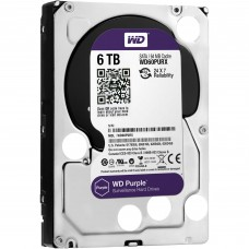 6TB WESTERN DİGİTAL PURPLE SERİSİ 7/24